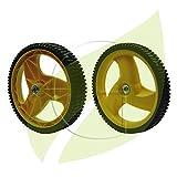 Roue tondeuse MC CULLOCH 532403509
