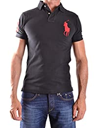RALPH LAUREN - Polo big poney Ralph Lauren noir pour homme