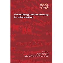 Measuring Inconsistency in Information