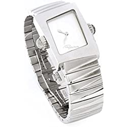Roberto Cavalli Reloj para mujer de acero