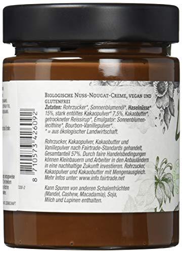 Brinkers La Vida Vegan Bio Nuss-Nougatcreme, 270 g - 4