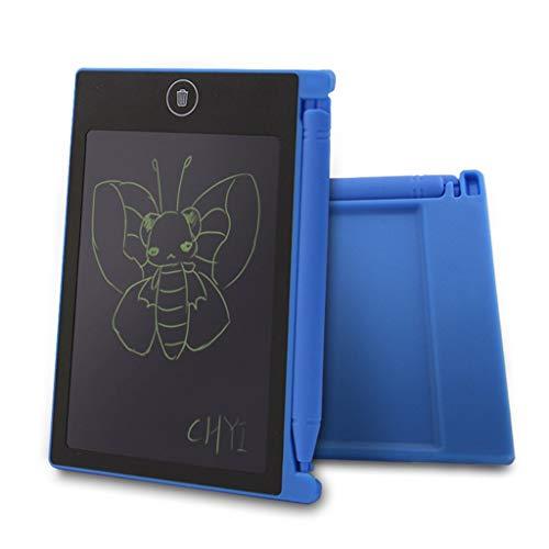 YJXZB LCD-Schreibtablett Elektronisches 4,4-Zoll-Zeichenbrett FüR Kinder Und Erwachsene Tragbares Handgeschriebenes Papier-Graffiti-Board