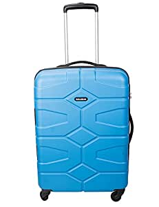 Killer Huawaii Polycarbonate 60 cms (24 inches) T Blue Hard Sided Trolley Suitcase