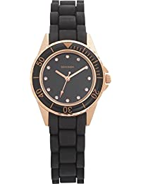 Sekonda Ladies' Partytime Watch - Black (91JFI29)