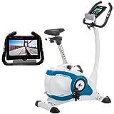 skandika Ergometer Cardiobike Ulisses - Bicicletas estáticas y de spinning para fitness (10 kg, hombre, con monitor), color