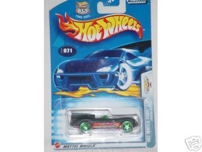 Hot Wheels Anime 2/5 col.#071 Jaguar D-Type. by Hot Wheels