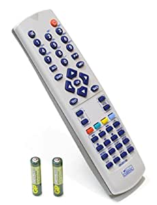 Replacement Remote Control for Ferguson F20250DTR (batteries included)
