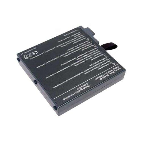 amsahr UN755-02 Ersatz Batterie für Fujitsu UN755, 23-UD4000-3A, 23-UD4200-00, 23UD40003A, 63-UD4024-30, 755-4S4000-S1P1 schwarz - Fujitsu-batterie-ersatz