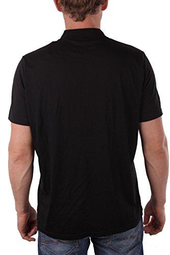 Diesel Herren T-Venus Shirt T-Shirt Kurzarm Schwarz