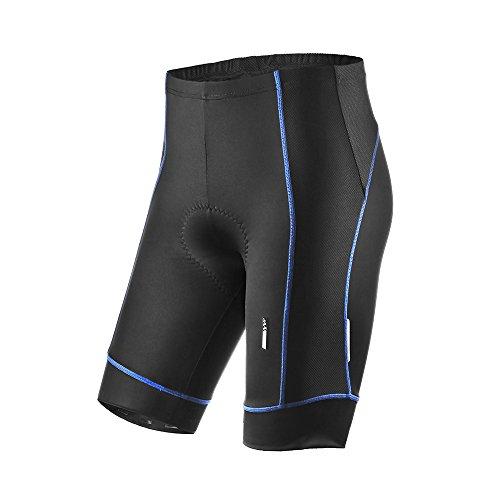 Lameda Pantalones Ciclismo, Pantalones Cortos de Ciclismo para Hombre,