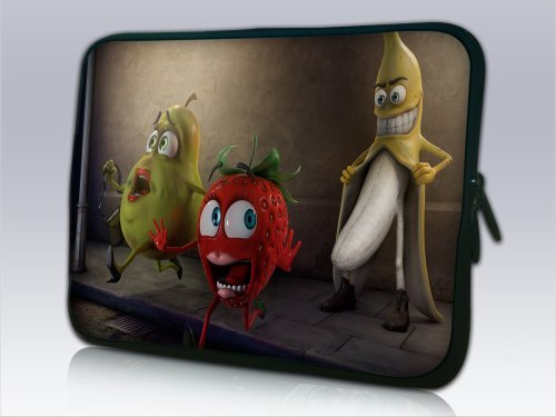 """Laptoptasche Notebooktasche 17\"""" zoll Fall Neopren für Notebooks Dell HP Macbook Samsung Apple Toshiba"""