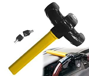 ANTI-THEFT CAR VAN SECURITY ROTARY STEERING WHEEL LOCK