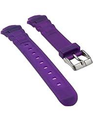 Timex T5K503-Band - Correa , color morado (14)