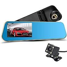 Podofo® Dual Lens auto fotocamera Dash Cam veicolo guida video