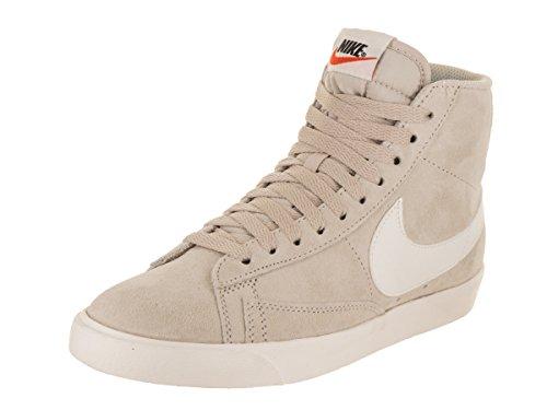 Nike Blazer MID Vintage Suede Sneaker (Desert Sand/Sail/Sail), EU 39 UK 5.5)