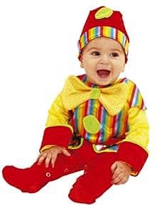 Cesar - B347-001 - Déguisement - Bébé Clown - 3 à 12 mois