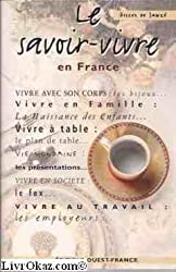 Le savoir-vivre en France