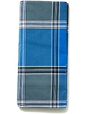 eshop7 Kibs Mens marca Lungi -100% algodón Saram Sarong Wrap noche, Beach Wear-cosido-2.15 metros/cosido/tipo...