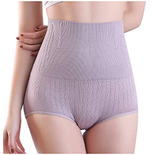 koperras UnterwäSche Damen Baumwolle Pantys Frauen Stretch-Baumwolle Bauch Abnehmen Wilde Elastische Taille Hosen Hohe Taille Shaping Hosen Warm Und Komfortabel -