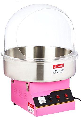 Pajoma 07751 Zuckerwattemaschine mit Haube