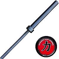 Strength Shop Original 2028 20kg Olympic Bar - Black Zinc Coated