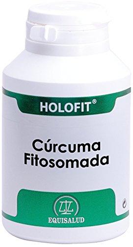 Equisalud Holofit Cúrcuma Fitosomada - 180 Cápsulas