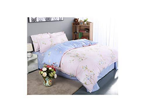 The Unbelievable Dream Steppdecken-Deckblätter doppelseitige Bettwäsche Set Baumwolle waschbar einfache niedliche Kinder Kinder Erwachsene Träume, 4