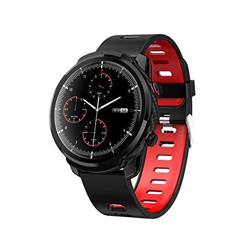 GCDN Smartwatch Senbono S10 Full Touch da 1,3 Pollici con Schermo HD, Monitor per la Pressione sanguigna Impermeabile IP68,...