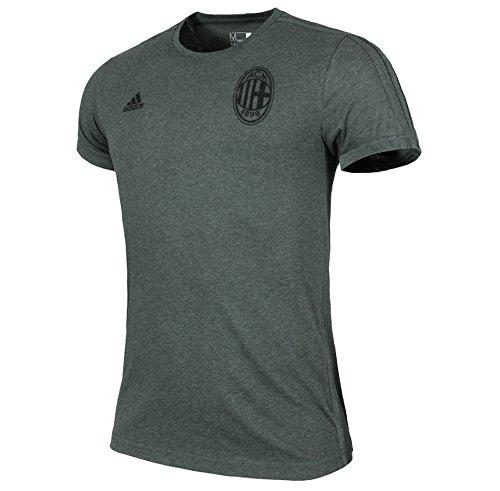 adidas ACM GR Tee BST - T-Shirt - AC Milan - Herren, Mehrfarbig, XS -