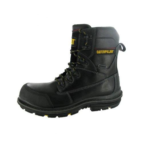 Caterpillar Doffer - Chaussures montantes de sécurité - Homme Noir