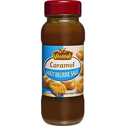 Vahine flacon nappage caramel au beurre salé 185g - ( Prix Unitaire ) - Envoi Rapide Et Soignée