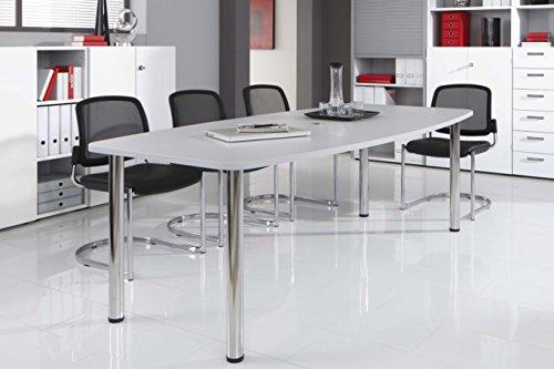 Konferenz Tisch, Meeting VKT22C (Grau)