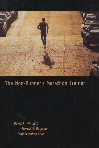 The Non-Runner's Marathon Trainer (English Edition)