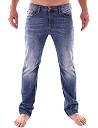 DIESEL - Jean pour Homme WAYKEE 0RBRT - Regular - Straight - Non Stretch