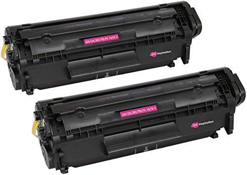 2 INK INSPIRATION® Tóners compatibles HP Laserjet