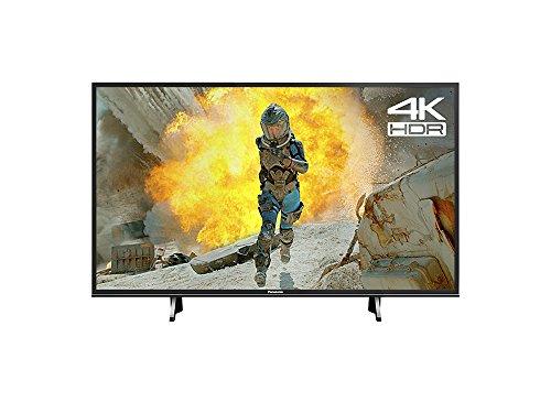 Panasonic TX-43FX600B 43-Inch Ultra HD 1600Hz 4K HDR Smart LED TV with Freeview Play - Black (2018 Model) [Energy Class B]