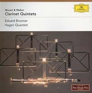 Mozart/Weber:Clarinet Quintet