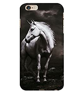 Printtech Slim Designer Back Case Cover for Apple iPhone 6 Plus