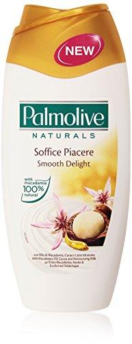 Palmolive Creme-Dusche Macadamia und Feuchtigkeitsmilch, 6er Pack (6 x 250 ml)