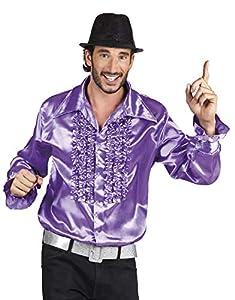 Boland Camisa, Color Violeta, 2147