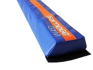 Poutre d'apprentissage de gymnastique associative en mousse 2,5m (GE-G503/2500)