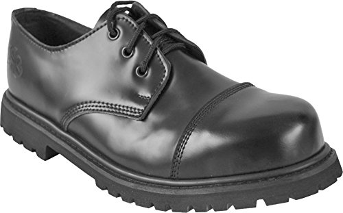 England Herren Desert Boot (London Boots 3 Loch Größe 42)