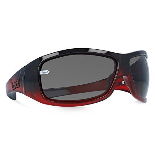 gloryfy unbreakable eyewear Sonnenbrille G3 red sky, rot