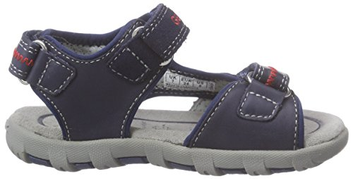 GeoxB Pianeta C - Bebè  Bimbo 0-24 Multicolore (Multicolor (Navy / Red))