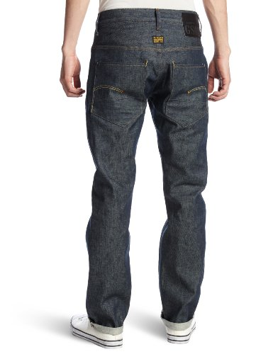 G-STAR Herren New Radar Tapered Jeans Blau