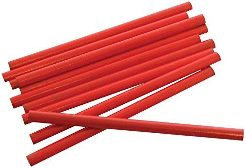 Am-Tech H2100 Carpenter Bleistift, 12 Stück