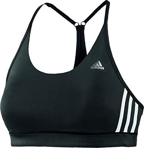 Adidas soutien-gorge de sport clima essentials pour femme Noir - Noir
