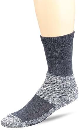Rohner Socken Uni Trekking Fibre Tech,  36-38, 60_3001_Blau Denim (115)