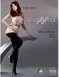 Collants de Gabriella MICROFIBRE 3D, 100 le