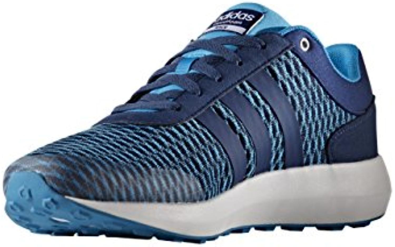 adidas Cloudfoam Race - Zapatillas de Deporte para Hombre, Azul - (Azusol/Azumis/FTWBLA) 42